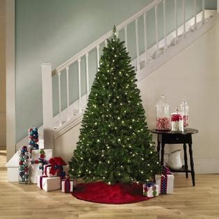 trim a home 6ft pre lit tree clear christmas with kmart