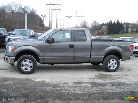 2012 ford f150 xlt specs 2012 sterling gray metallic ford f150 xlt supercab 4x4