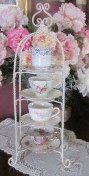 vintage tea cup holder vintage antiques and all the