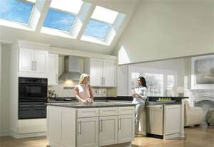 Skylights Windows Inspiration 30 Awesome Kitchen Designs With Skylights 2034 Baytownkitchen