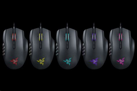 Mouse Razer Naga Epic Chroma razer naga chroma best mmo gaming mouse