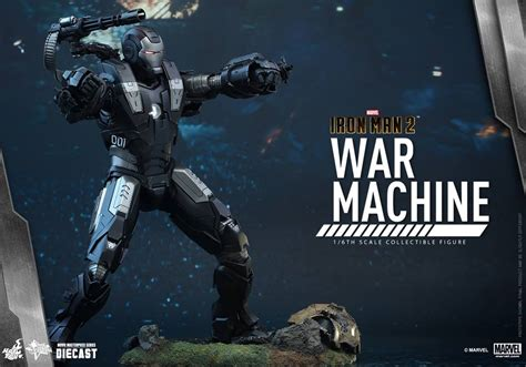 War Machine Die Cast iron 2 war machine diecast figure by toys the toyark news