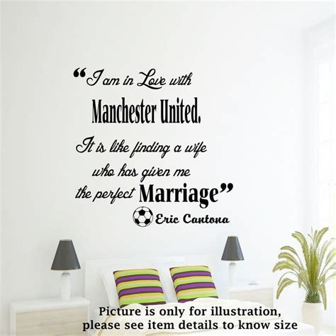 utd wall stickers 17 best images about manchester united on
