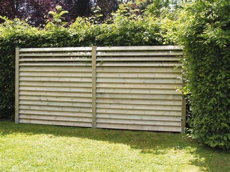 panneau pour cloture jardin 17 best images about brise vue on gardens fence panels and steel panels