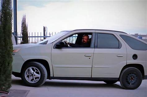 Walter White Auto by Pontiac Aztec 2001 Car Review Honest John