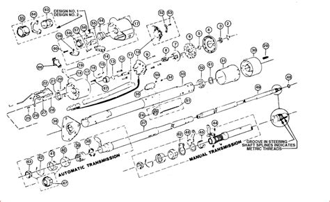 chevy truck steering column diagram 84 chevy steering column wiring diagram get free image