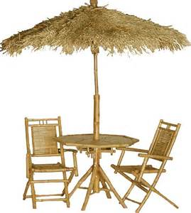 Table Top Tiki Bar Hut by Tiki Bar Central Tiki Huts Bamboo Furniture Tables