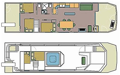 houseboat floor plans sunchaser houseboat