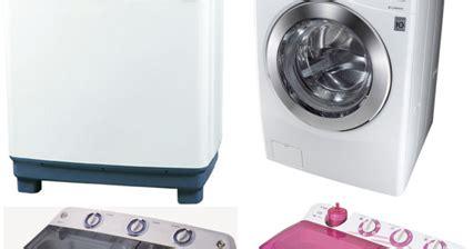 daftar harga mesin cuci di bawah 2 juta untuk semua merek