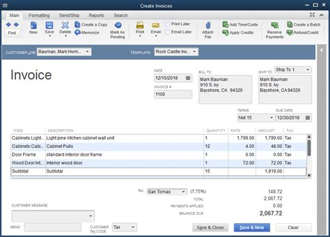 work order template for quickbooks contractor accounting software quickbooks desktop enterprise
