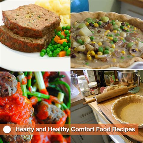 healthy comfort food recipes 7000 recipes