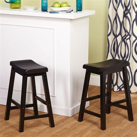 Belfast Saddle Stools 24 by Target Marketing Systems Set Of 2 24 Inch Belfast Wooden