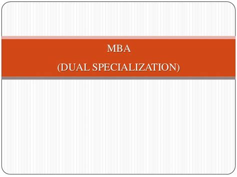 Mba With Specialization In Finance by Presentation On Ibm 2