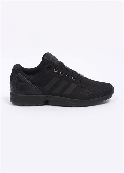 adidas mens element soul trainers c adidas originals zx flux quot black elements quot trainers black
