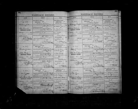 Greene County Marriage Records File Ohio County Marriages 1789 2013 Greene Marriage Records 1893 1897 Vol 10