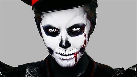 imagenes de maquillaje para halloween hombres maquillaje para hombre y mujer para halloween