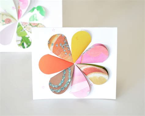 Gift Card Recycle - crafts with recyled christmas cards