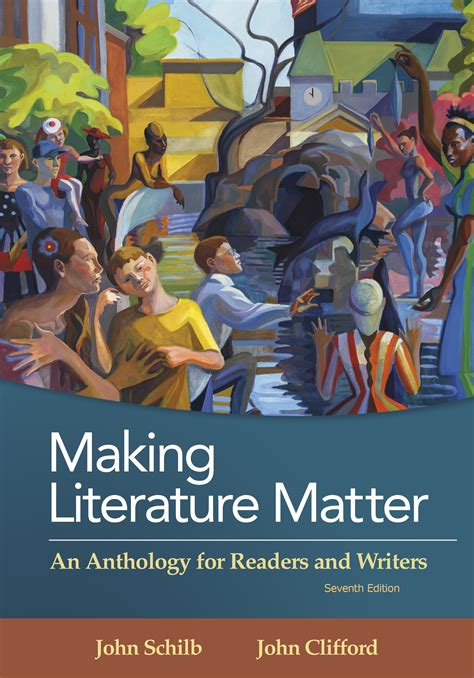 literature matter an anthology for readers and writers books literature matter 9781319054724 macmillan learning