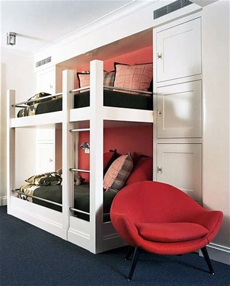 Bunk Beds In Closet by Closet Bunk Bed Idea Built Ins