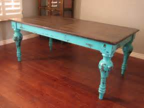 Kitchen Tables Furniture marine atmosphere turquoise dining room home caprice