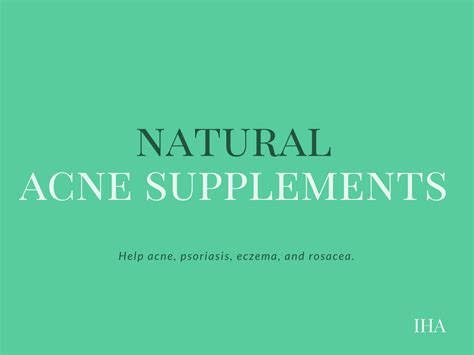 omega 3 supplements for acne what are the best vitamin supplements for acne prone skin