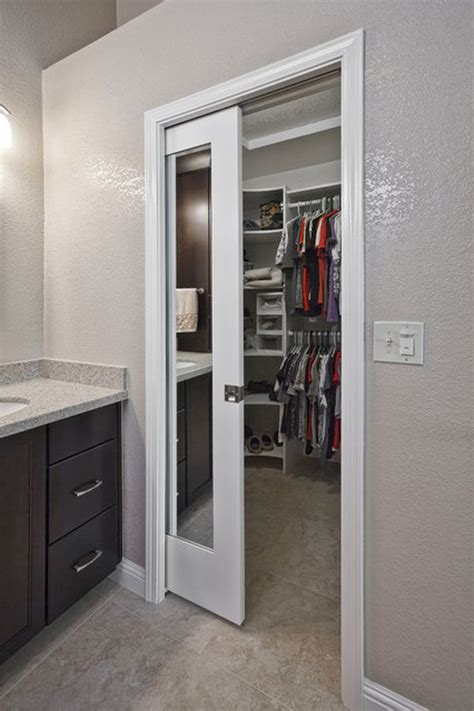mirrored bathroom door how mirrored closet doors can enhance the beauty of your home