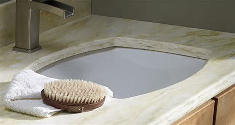 Corian Countertop Thickness by Get The Thickness Of Granite And Quartz Vanity Tops With