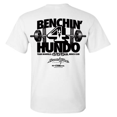 400 lb bench press club 400 lb bench press club 400 pound bench press club t shirt
