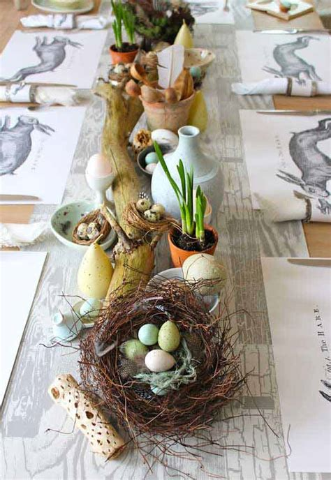 creative easy diy tablescapes ideas  easter amazing diy interior home design