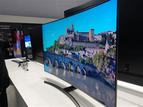 samsung 8k tv samsung unveils its newest entertainment home appliances and iot products at mena forum 2018