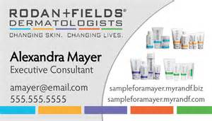 personalized rodan fields business card design by ezmemories4u - Rodan Fields Business Cards