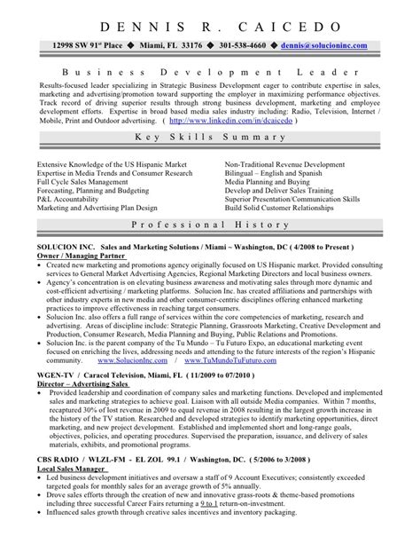 business resume sle 2015 28 images 100 business resume