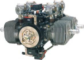 Aircraft engines from 15 kw to 40 kw small and efficient