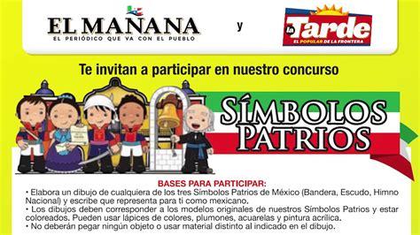 imagenes simbolos patrios de mexico concurso s 205 mbolos patrios youtube