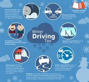 driving tips for new car winter driving tips smrt cafe