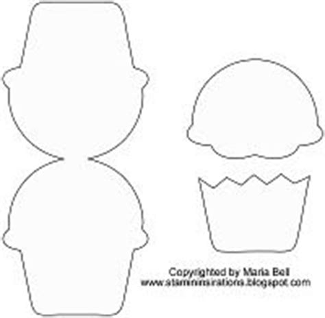 cupcake shaped card template 1000 images about tag label free printable on