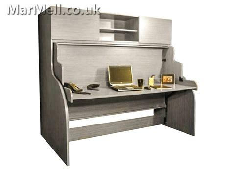 bed desk unique multifunctional single wall bed with desk fold