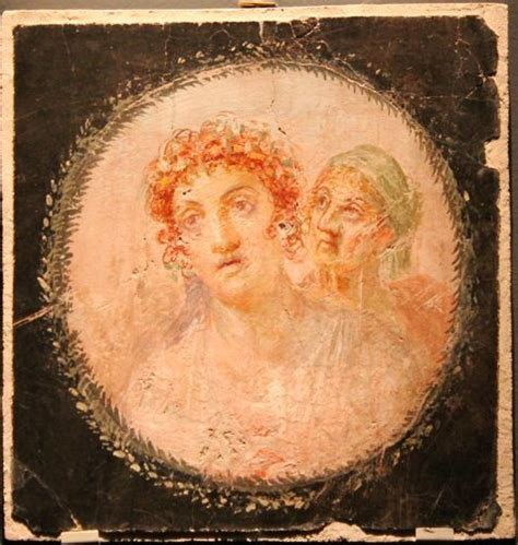 fresco young women 17 best images about frescoes pompeii