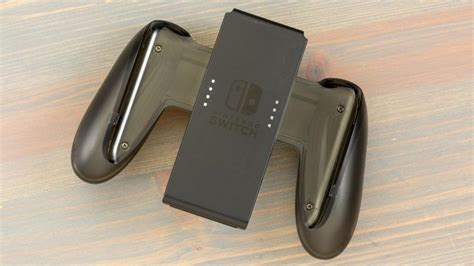 Nintendo Switch Con Grip nintendo switch con charging grip review rating