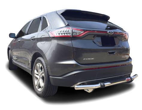 ford edge rear bumper guard pintle style