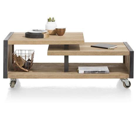 salontafel 120 x 120 metalo salontafel 120 x 60 cm 1 niche
