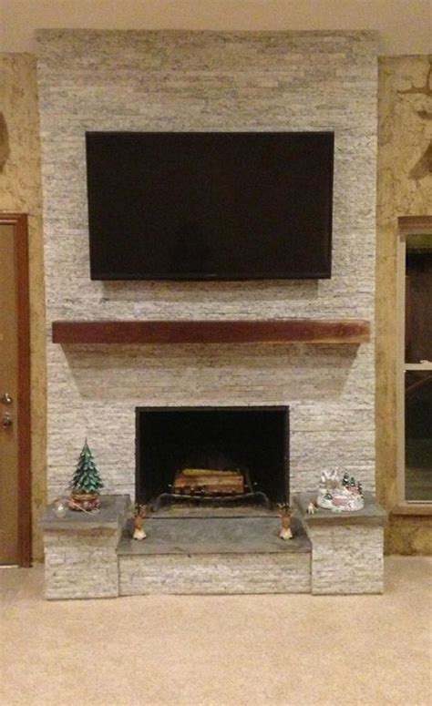 Denton Fireplace by Fireplace Granite Countertops Denton