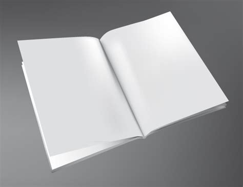 photoshop templates for photo books free blank book mockup template vector titanui