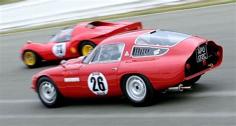Alfa Romeo Tz1 alfa romeo tz1 the baby gto classic driver magazine