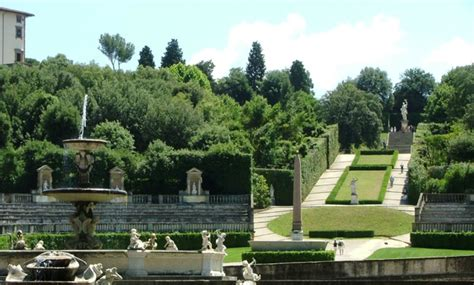 i giardini di boboli giardino di boboli a firenze