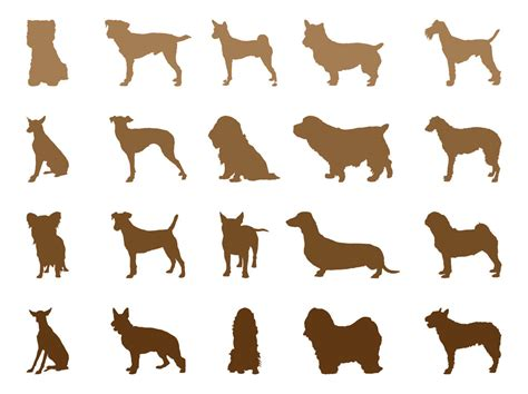 pug vector free pug silhouette vector clipart best