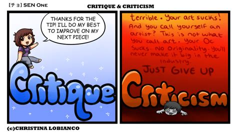 Critics Critique by Chosen One Critique And Criticism By Sweetochii On Deviantart