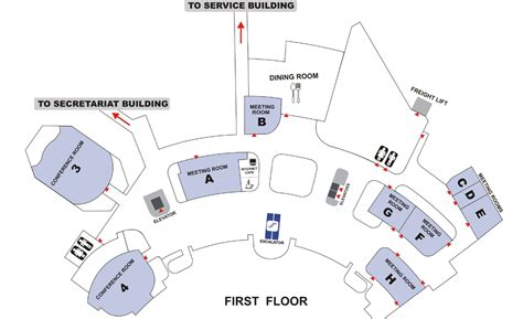 Conference Room Layout united nations day of vesak 2013