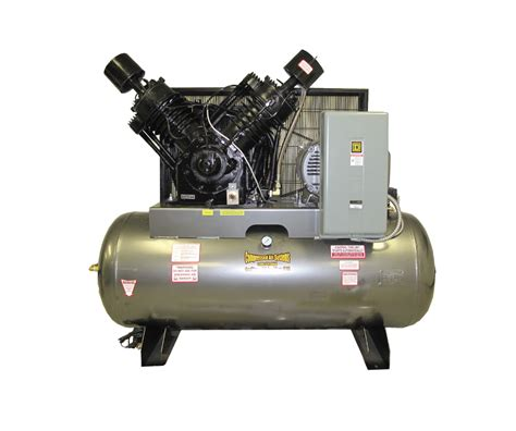 25 hp reciprocating air compressors on compressed air systems inc