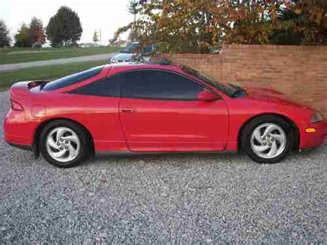 manual cars for sale 1996 mitsubishi eclipse engine control sell used 1996 mitsubishi eclipse gst hatchback 2 door 2 0l in nashville tennessee united states